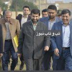 غلامرضا شریعتی رکورد بیشترین ها درزمان استانداری دکتر شریعتی در خوزستان