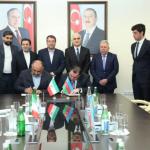ایران و آذربایجان تفاهمنامه ایجاد واحد تولید تریلی امضا کردند