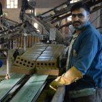 بهره برداری از کارخانه آجرسازی در شهرستان کارون
