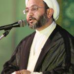 حجت الاسلام امینی در خطبه های نماز جمعه مسجد سلیمان :